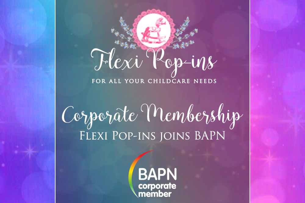 Flexi Pop-ins becomes BAPN Member